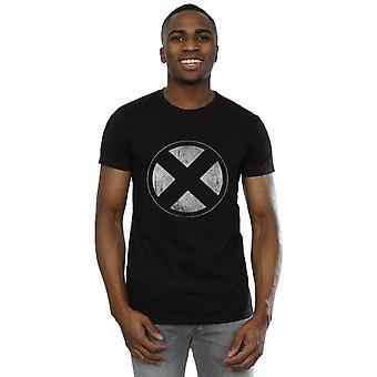 مارفل الرجال & apos;s X-الرجال المتعثرة شعار تي شيرت