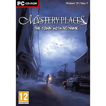 Mystery Placesthe by uden navn (PC DVD)-ny