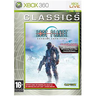 Lost Planet Extreme Condition Colonies Edition (Xbox 360) - Uusi