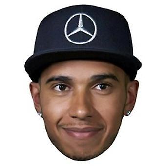 Lewis Hamilton Cap naamio