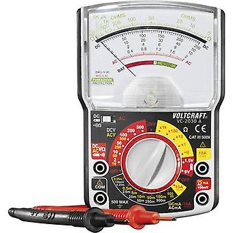 VOLTCRAFT VC-2030A Handheld multimeter Analogue CAT III 500 V