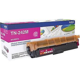 Brother Toner cartridge TN-242M TN242M Original Magenta 1400 Kanten