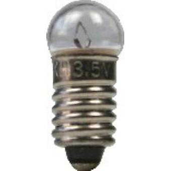 BELI-BECO 6046 Dashboard bulb 6 V 0.60 W Base E5.5 Clear 1 pc(s)