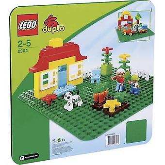 LEGO® DUPLO® 2304 Green LEGO® Duplo® Baseplate