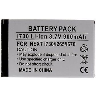 Standard Battery for Motorola i740 / i265 - 900 mAh
