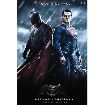 バットマン v スーパーマン映画ポスター印刷映画ポスター印刷ポスター ポスター印刷