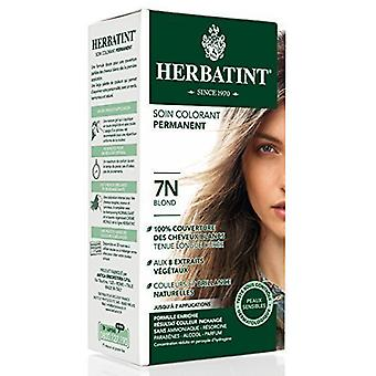 Herbatint, Blonde Hair Colour 7N, 150ml