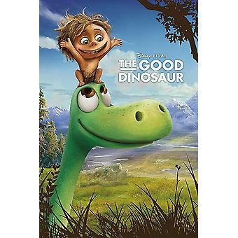 Los carteles buenos dinosaurios (Disney Pixar) Arlo y punto