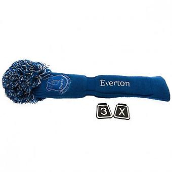 Everton Headcover Pompom (Fairway) BL