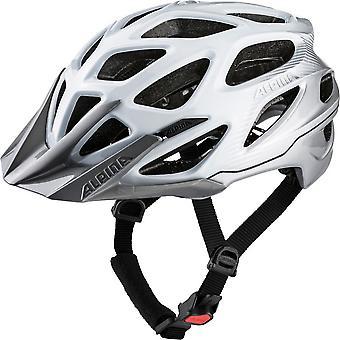 Alpina myth 3.0 MTB bike helmet / / white / silver