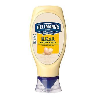 Hellmann's Squeezy Real Mayonnaise