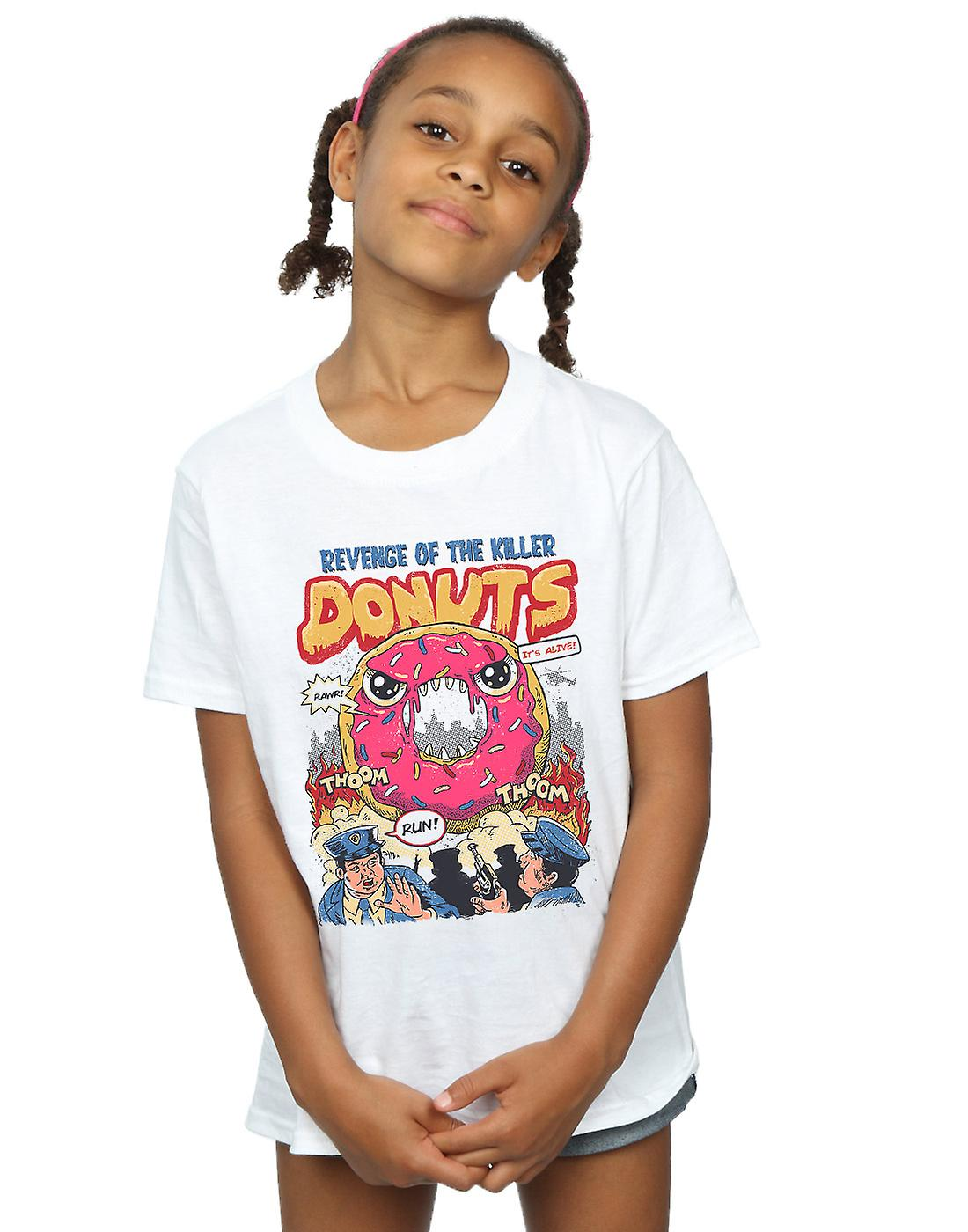 Vincent Trinidad Girls Revenge Of The Killer Donuts T-Shirt