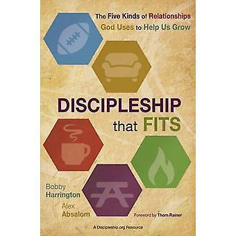 Lärjungaskap som passar - de fem typer av relationer Gud använder till H