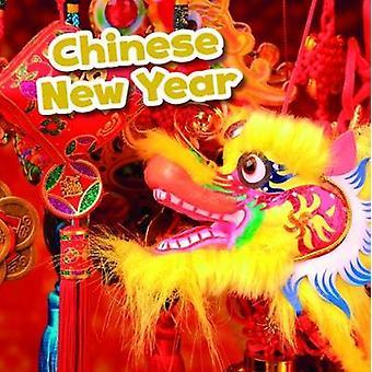 Chiński Nowy rok przez Lisa J. Amstutz - 9781474737975 książki