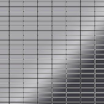 Kovová mozaika nerezová slitina S-S-MM