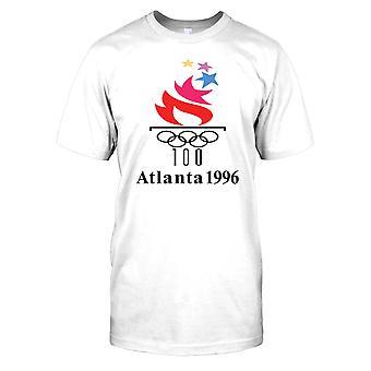 Atlanta 96 - USA Sommer Olympics Herren-T-Shirt