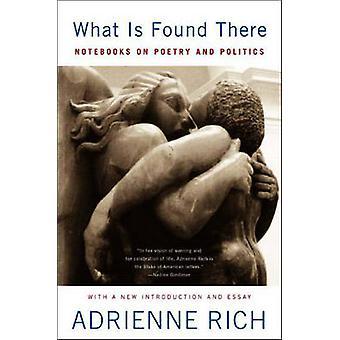 Ei löydy - kannettavat runoutta ja politiikka on Adrienne Ric