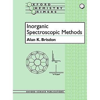 Métodos de espectroscopia inorgânicos (Oxford química Primers)