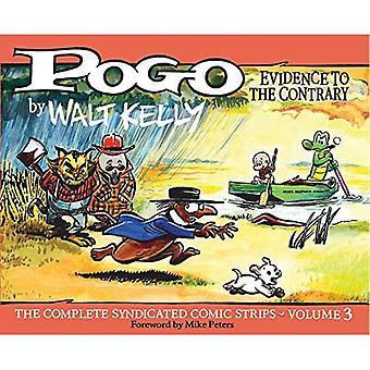 Pogo Vol. 3: Bewijs van het tegendeel (Pogo: de Complete Syndicated stripverhalen)