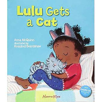 Lulu Gets a Cat (Booky Girl Lulu)