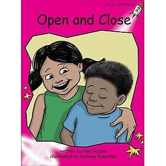 Openen en sluiten van de uitgave van het grote boek: Big Book Edition (opkomende fictie Set C)