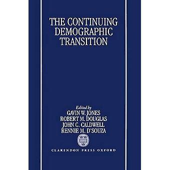 ダグラス ・ ロナルド ・ マクドナルドによる継続的な人口統計学的移行