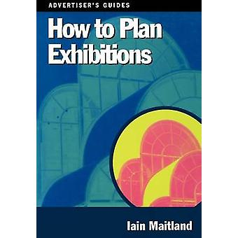 How to Plan Exhibitions by Maitland & Ian