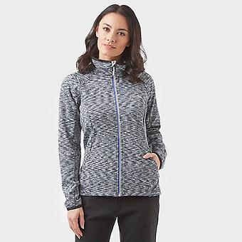 New Regatta Women's Harty II Stretch Softshell Fleece Grey