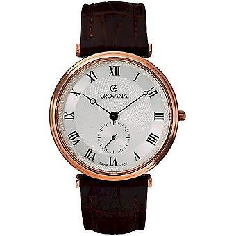Grovana horloges mens watch traditionele 1276.5568