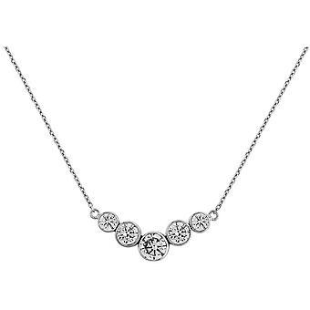 Mark Milton Cubic Zirconia Necklace - Silver