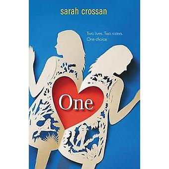 One by Sarah Crossan - 9780062118769 Book