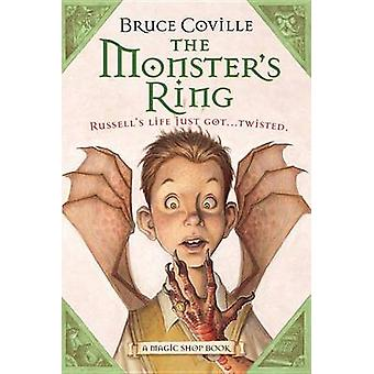 The Monster's Ring by Bruce Coville - 9780152064426 Book