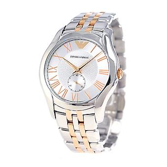 Emporio Armani Classic Ar1824 Stainless-steel Swiss Men's Watch