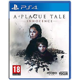 Een plaag verhaal onschuld PS4 spel