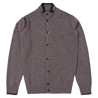 Hackett Chunky Buttoned Cardigan