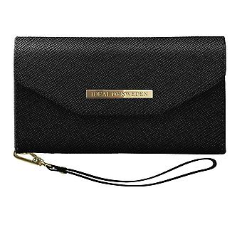 iDeal of Sweden Mayfair Clutch till Samsung Galaxy S10e - Black