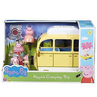 佩奇猪露营旅行游戏集