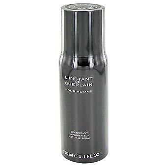 L'instant deodorant spray by guerlain   464112 151 ml