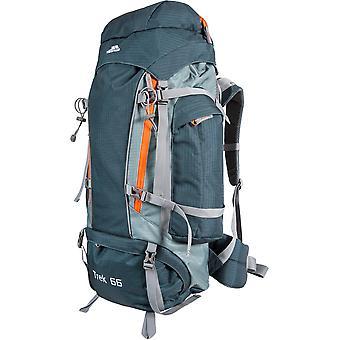 Trespass Mens Trek 66 Padded Supportive Walking Rucksack