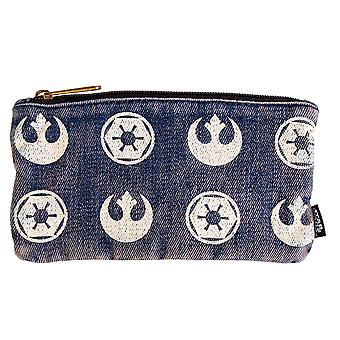 Star Wars Emblems Print Pencil Case