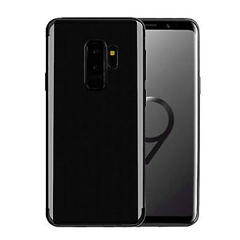 Cover Backcover Clear dla Samsung S9 Plus Black