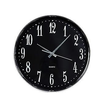 Watch silver/Black 36 cm