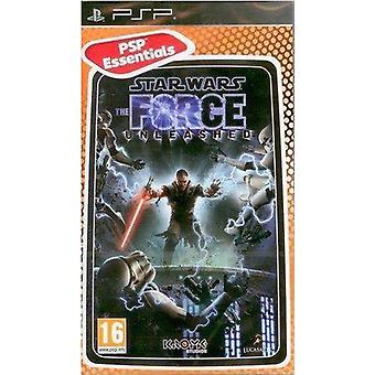 Star Wars de Force Unleashed-Sony PSP-fabriek verzegeld
