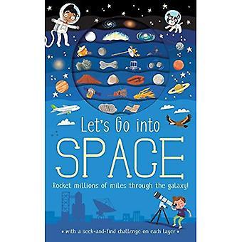 Let's Go: Into Space (Let's Go) [Board book]