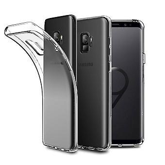 Transparent TPU shell to Samsung S9+