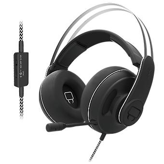 Sabre multiformat stereo gaming headset (ps5 / xbox series x & s / ps4 / xbox one / switch / pc / mac)