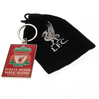 Liverpool FC Deluxe Keyring