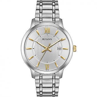 Bulova 98B306 Men's Dress Collection Wristwatch