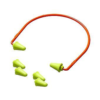 3M Peltor Banded Earplugs 2 Bouchons d'oreilles de rechange, Léger et Soft 28dB NRR #97065