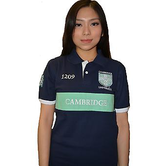 Licentie van Cambridge University™ Unisex poloshirt